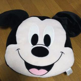 Mickeyクッション送料込