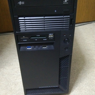 自作系デスクトップPC