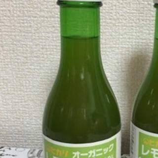 光食品 オーガニックレモン果汁180㎖