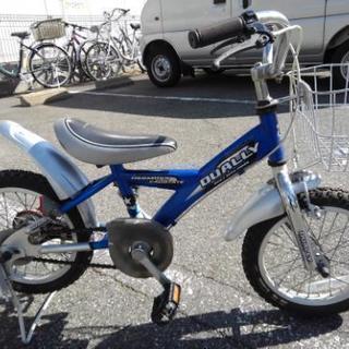 中古自転車110(防犯登録無料)子供自転車 サイクルベース DU...