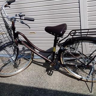 マルキンの自転車♪ ママチャリ 26インチ