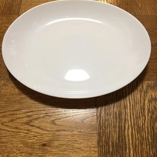 大きめのお皿(楕円形) 10枚
