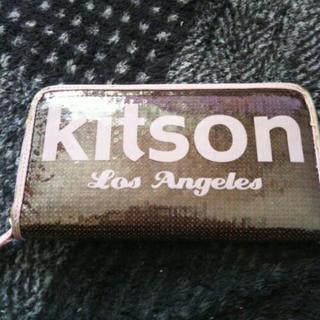 Kitson長財布中古品。お値下げ800➡500へ