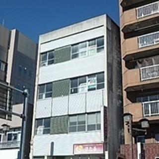 """(終了)水戸の中心街のビルを""""月額8万円""""でまるまる一棟借りませんか?"""