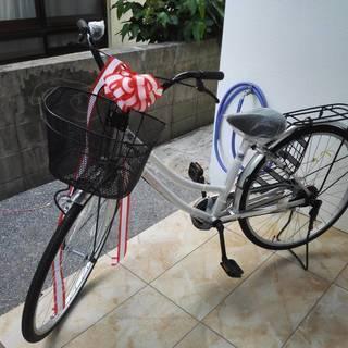 新品未使用!自転車(ママチャリ) 15,000円