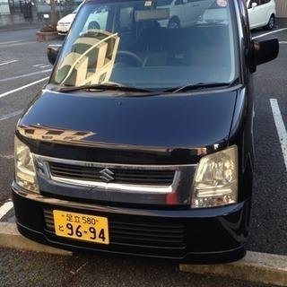 【値下げ】ワゴンRリミテッド(ブラック)検31年11月