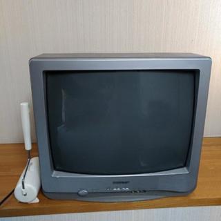 シャープ ブラウン管テレビ 20インチ お届け可能