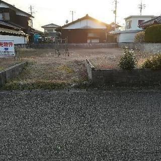 土地84.57坪、閑静な住宅街の更地です。山陽小野田市大字津布田大河内