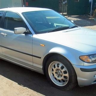 BMW 320i 2002年 6万Km 車検H31年4月 即乗OK...