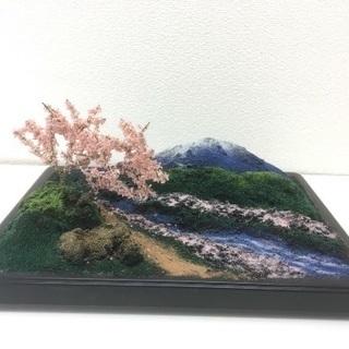 現在7名!あと一名募集☆盆景制作体験イベント〜桜花の節を作ろう〜