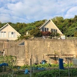 木造2階建 吹き抜けの 3LDK 庭広々