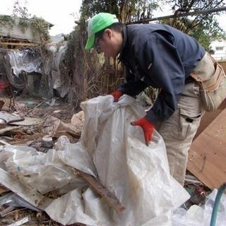 津山市での遺品整理・ゴミ屋敷