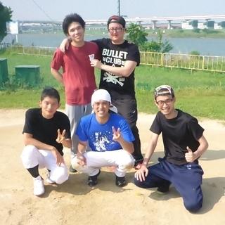 草野球 ブラックニッカーズ 練習