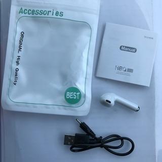 airpods 風ワイヤレスイヤホン Bluetooth