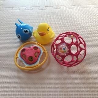 【交渉中】赤ちゃんのおもちゃセット