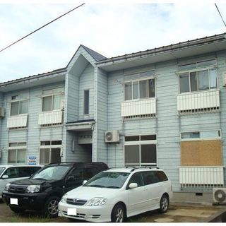 上越市単身向けアパート 【25,000円】