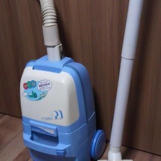 掃除機(1984年製)通電確認済の...