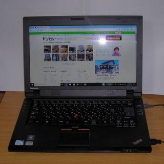 【終了】Lenovoノート SL410(T3000/3G/160G)