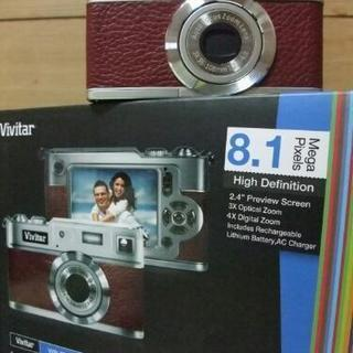 トイカメラVivitar vivicam8027 - 岡山市
