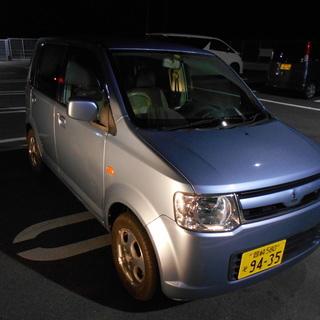 H18 EK-ワゴン 56400Km 電動スライドドア キ-レス ...