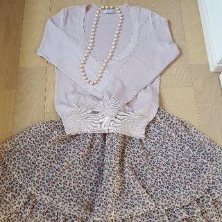 春物スカート