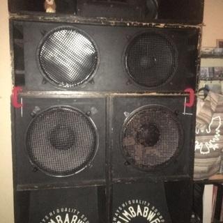 サウンドシステムでレゲエを聞こう!