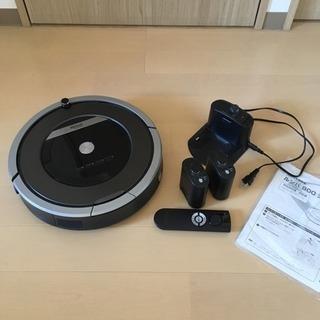 ルンバ iRobot Roomba 870 日本正規品 2014年製