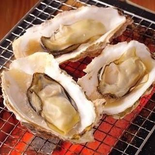 【明日のお昼】焼き牡蠣食べ放題に行きませんか?