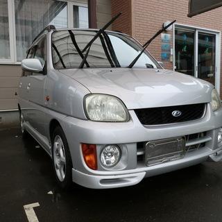 スバル プレオ RM 4WD 7速スポーツシフト インタークーラ...