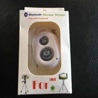 携帯カメラ用無線スイッチ