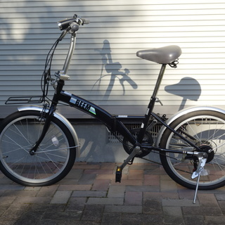 折りたたみ自転車◇TOPONE FG206
