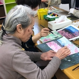 画廊喫茶でART & MUSIC!介護と芸術のコラボ!!
