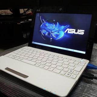 ノートパソコン ASUS EeePC 1011PX Windows7