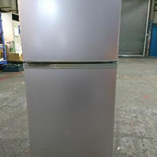 サンヨー冷蔵庫2007年式