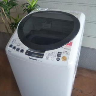 2012年製の縦型洗濯乾燥機☆8kg使いやすいですよ♪