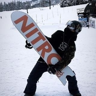 スノーサーフィン スノボー nitor