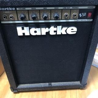 Hartke ベースアンプ30W