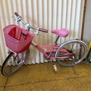 子供 自転車 20インチ ブリジストン 現状仕上げ