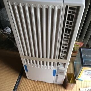窓用冷房専用エアコン 無料