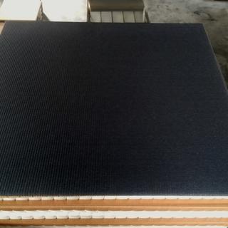 ★琉球風畳(薄畳)2枚組 BLACK色 格安でお譲りします!