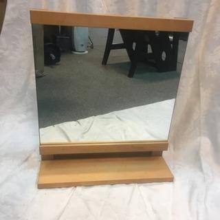 鏡(角度調整可)