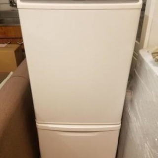 National冷凍冷蔵庫138ℓ2008年製