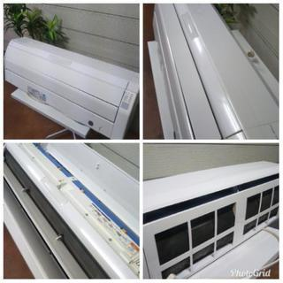 取付込み☆エアコンを激安リサイクルショップが豊富な在庫から出していきます☆ - 家電