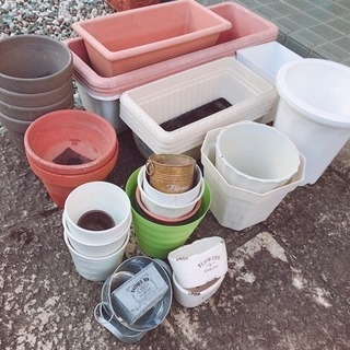 植木鉢 プランター ガーデニング