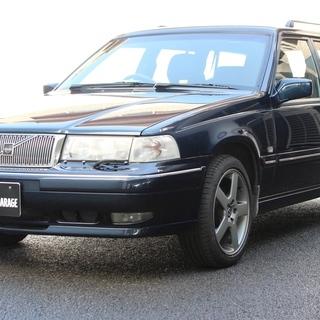 ボルボ V90CLASSIC クラシック 1998最終モデル ダー...
