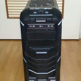 i7 4770K 16GB GTX 760 SSD 自作