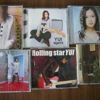 YUI(ユイ)/CD/1枚394円~