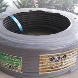 (中古)VVFケーブル 600Vビニル絶縁ビニルシースケーブル平形