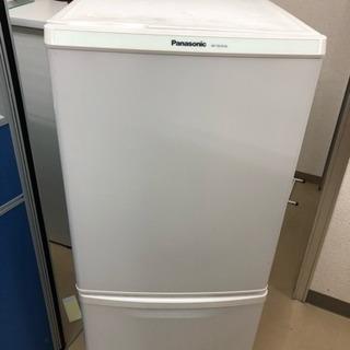 2ドア冷蔵庫2015年製
