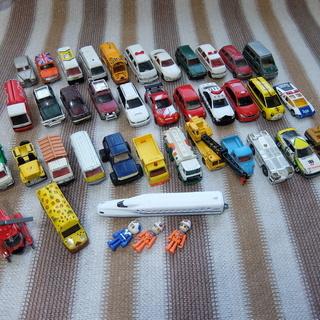 トミカ色々、40個  ミニカー